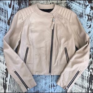 Mackage Misha Leather Jacket